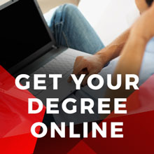 Get your degree online