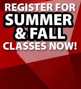 Register for summer and fall classes