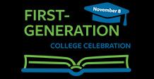 First Generation College Celebration Logo