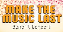 make the music last