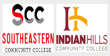 Logos for SCC and IHCC