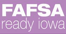 FAFSA Ready Iowa logo