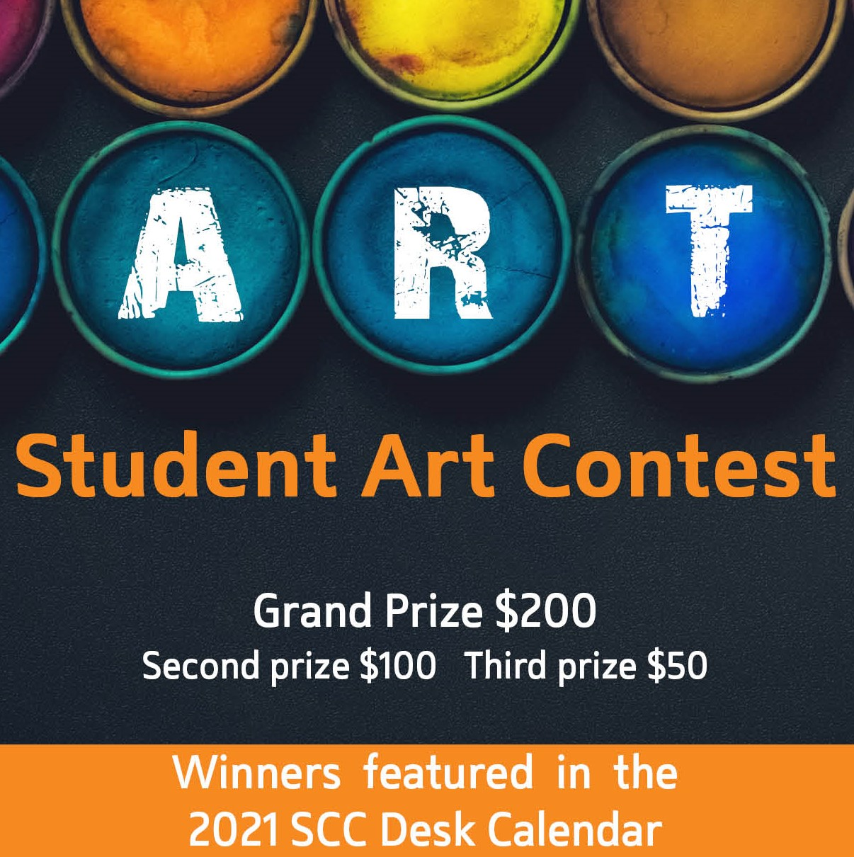 Scc Academic Calendar 2021 Southeastern | Student Art Contest